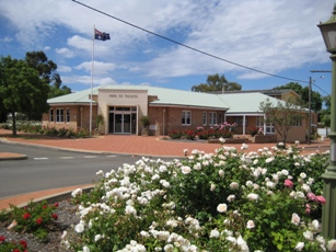 Williams Council Office