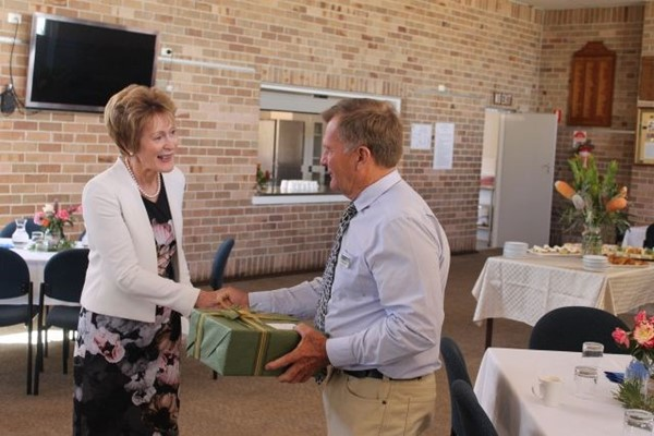 Governor of WA Visit 9/03/18 - Her Excellency and Shire President