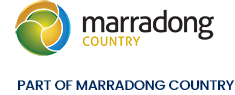 Shire of Marradong logo